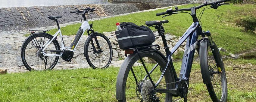 JETZT NEU: Ausleihmöglichkeit E-Bikes!